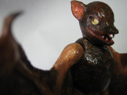 Bat・コウモリ拡大
