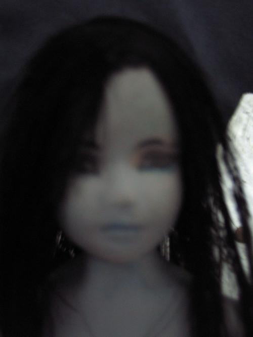ミニ人形-顔