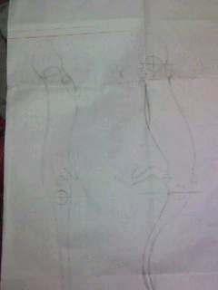 トラ…の図面を描く